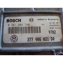 Módulo De Injeção Bosch Gol Bola 1.0 Mi 8v 0.261.204.740
