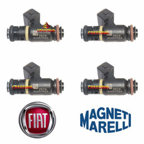 Bico Injetor Uno Way Vivace 1.0 8v Magneti Marelli Ipe016