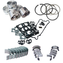 Kit Retifica Do Motor Vw Eurovan 2.4 10v 5 Cil.