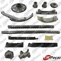 Kit Corrente Motor Frontier 2.5 16v Sel (07/...) (15 Peças)