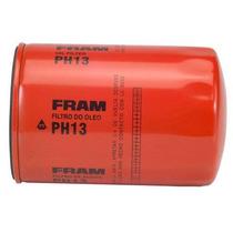 Filtro Lubrificante Motor Blindado Fram Ph13 Gm 6 Cilindros
