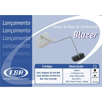 Sensor De Nivel Boia Tanque Blazer