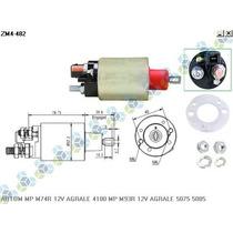 Automatico Motor De Partida M74r 12v Agrale 4100