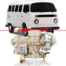 Carburador Brosol Kombi Motor 32-pdsit 1.6 Alcool 91-96 Le