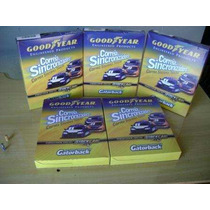 Correia Dentada Goodyear Fox Crox Fox Space Fox Gol Polo