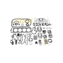 Kit De Retífica Peugeot 206 307 1.6 16v 00/ - Tu5jp4