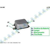 Regulador De Voltagem Vw Puma 14v 30a Dínamo - Gauss