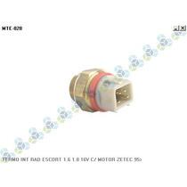 Interruptor Radiador Escort 1.6 1.8 16v C/ Motor Zetec 95/..