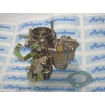 Carburador P/ Fiat Weber 190 Uno Fiorino Prêmio Etc.alc.gas