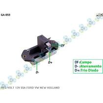 Regulador De Voltagem Escort Gl 14v 65a - Gauss