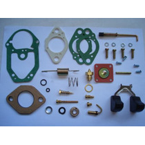 Kit Do Carburador Solex H32 Dis Fiat 147 1050 1300