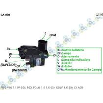 Regulador De Voltagem Polo 1.0 1.6 03/... 14v - Gauss