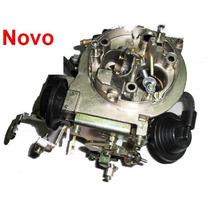 Carburador 2e Novo Mecar Zerado Gol Santana Parati Alcool!!