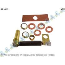Reparo Motor Partida Bobina Do Automatico Bosch Trator