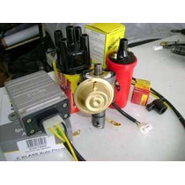Igniçao Eletronica Do Fusca / Kombi Com Distribuidor Bosch