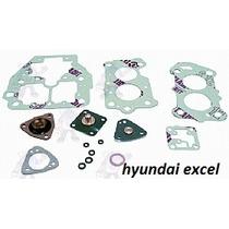 Kit Reparo Carburador Hyundai Excel Gl,glx Ate 94