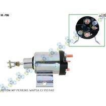 Chave Magnetica Wapsa 12v Com Pistão Valmet Trator