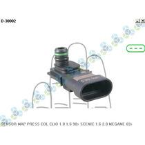 Sensor Map Clio 1.0 8v Gasolina 98/03 - Vdo