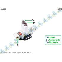 Regulador De Voltagem Volvo 14v 100a - Gauss