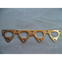 Junta Coletor Escape Honda Civic D16z6 Ate 1999 16 Valv.