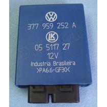 Modulo Azul Unidade Comando Gol Saveiro Original Volkswagen