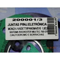 Monza Kadett Ipanema S10 1.8/2.0 Juntas Injeção Eletrônica