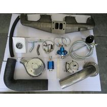 Kit Turbo Pulsativo Opala 6 Cilindros Mufla Weber Ou 2e /3e