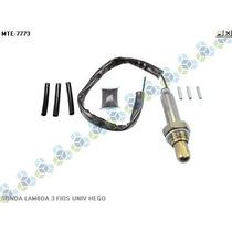 Sonda Lambda 3 Fios Omega E Suprema 4.1 2.0 Cd 3.0 - Mte