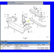 Coxim D Motor F1000 Gasolina 3.6 92/95
