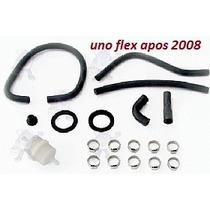 Kit Reparo Partida A Frio Uno Flex Apos 2008