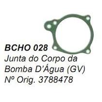Junta Bomba D Agua Omega Suprema Silverado 4.1 6cc