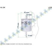 Filtro Combustivel Fiesta Escort Efi Ka Courier