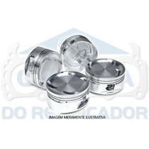 Kit Retifica Motor Gol 1.0 16v Turbo Gas Metal Leve Std/0,50