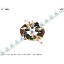 Porta Escova Motor Partida Mitsubishi Nissan Clark Mazda