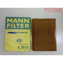Filtro Ar Mann C26111 Escort Verona Santana Parati Gol