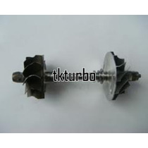 Reparo Eixo + Rotor Turbina K03 / K3 / Kkk Modelo 180 Hp