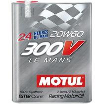 Óleo Motul 300v Le Mans 20w60 2l - 100% Sintético