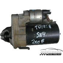 Motor De Arranque Toyota Hilux 3.0 Sw4/srv 2009 Automatica