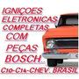 Igniçao Eletronica C10-c14-chevrolet Brasil 6 Cc.peças Bosch