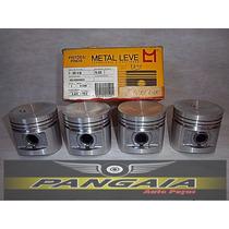Jg Pistão Motor Vw Ap 1.6 Gasolina Até 05/86 P-1291 0,50mm