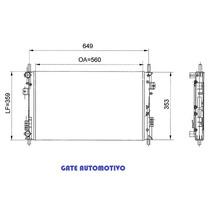 Radiador Ford Ecosport 1.6/ 2.0 03-12 Automático