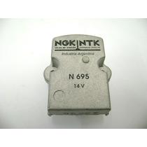 Regulador Voltagem Peugeot 504, F1000, F4000, Orig. Ngk/ntk