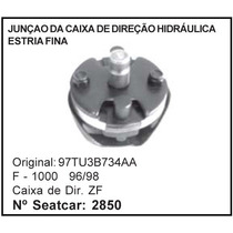 Junção Da Caixa De Direção Hidraulica F-1000 96/98 Zf