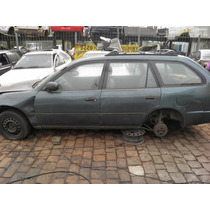 Vidro Lateral Traseiro Esquerdo Corolla Wagon 1995