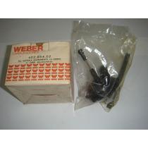 Cj Capsula Chevette1:6 Alcool 87/ Acionam 2º Corpo Weber 460