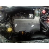 Motor Parcial Renault Clio 1.0 16v Flex 2011