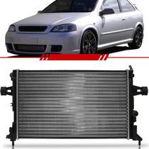 Radiador Chevrolet Astra 99 Até 2009 Zafira Vectra Automatic
