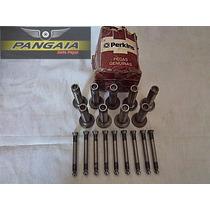 Tucho Válvula Motor Perkins 6357/6358 Com Vareta