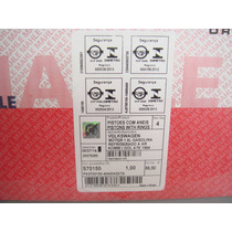 Kit P&a Motor Fusca 1600 1mm Gas 67 A 84 Mahle - Kaeferpower