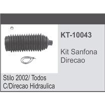Kit Coifa Direcao Fiat Stilo Todos - Hidraulica